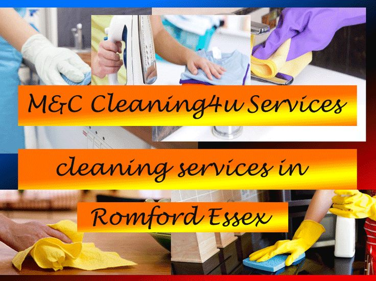 M&C Cleaning4u Services provides cleaners on a regular or occasional basis for private residences , with an impeccable standard of service in Romford.