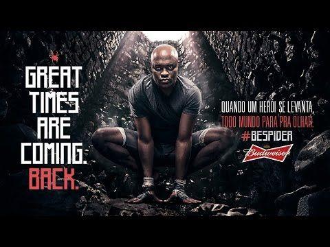 """Anderson """"The Spider"""" Silva está voltando ao UFC para a luta mais esperada dos últimos tempos. O mestre do MMA, ex-detentor do cinturão da categoria, enfrent..."""