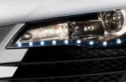 Phares LED 12V : LED en série et résistance
