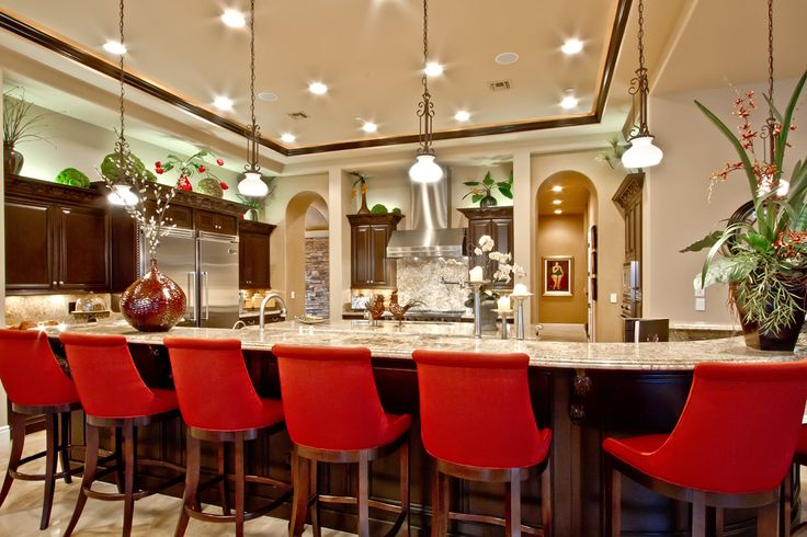 Million dollar kitchen million dollar houses pinterest for Million dollar kitchen designs