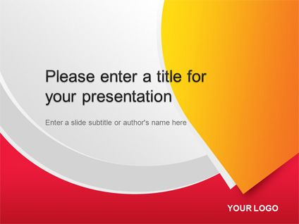 Templates for powerpoint presentations