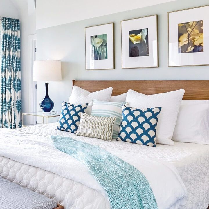 Beach Themed Bedrooms Ideas Coastal Bedroom Decorating Neutral