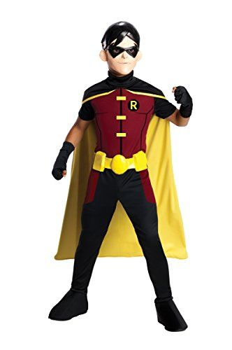Rubie's Costume Young Justice Robin Child Costume, Large *** Want to know more, click on the image.
