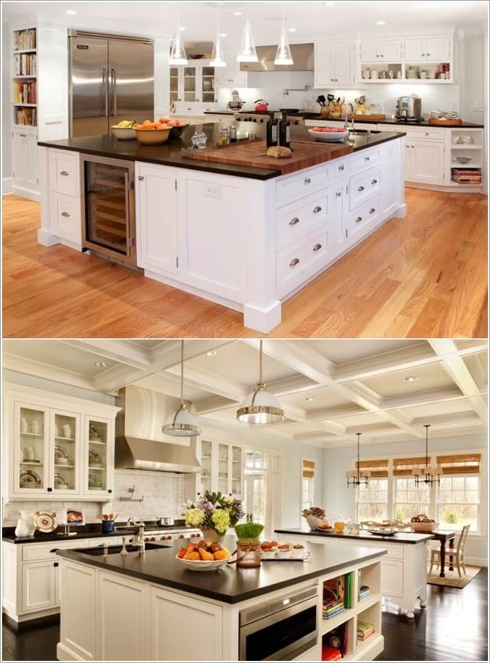 Kitchen Island You Can Eat At 567 best kitchens images on pinterest | architecture, kitchen and