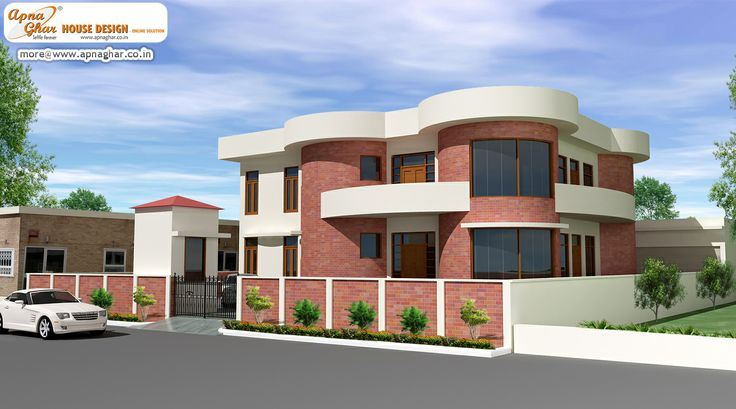 5 bedrooms duplex 2 floors house area 600m2 20m x 30m for Duplex house design in bangladesh