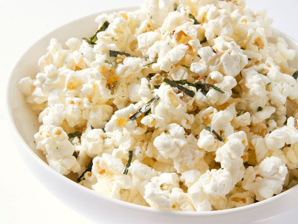 This FURIKAKE popcorn is part of 10 Fun Toppings for Popcorn from ...