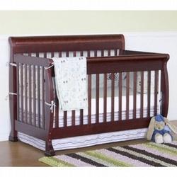 DaVinci Kalani 4 in 1 Convertible Crib with Toddler Rail in Cherry  US$ 259.00