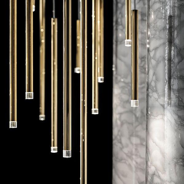 Studio Italia A-Tube Nano Pendant Light