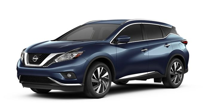 2017 Nissan Murano Crossover | may