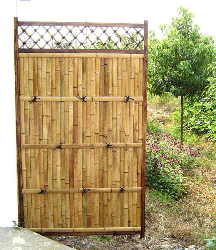 25 best ideas about bamboo privacy fence on pinterest. Black Bedroom Furniture Sets. Home Design Ideas