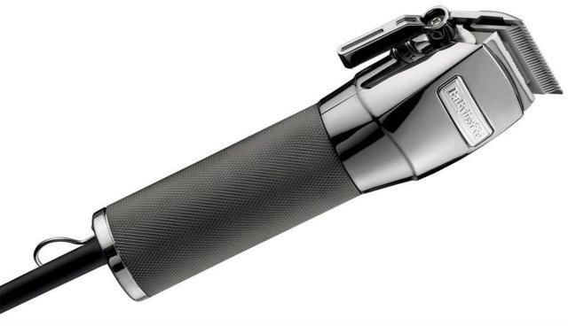The Babyliss Pro FX880 -- a Super Fast Clipper that Looks Cool, Too: Babyliss Pro FX880 Pivot Motor Clipper