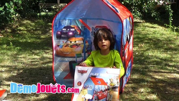 awesome Watch (JOUET) Cars Flash McQueen Disney Maison pop up Worlds Apart - Démo Jouets
