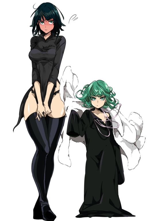 Anime Characters Sister Reader : One punch man pinterest