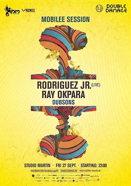 Rodriguez Jr și Ray Okpara fac Double Damage în Martin | ElectroMusic.ro