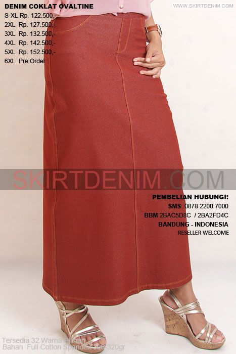 #skirtdenim #denimskirt #longskirts #longdenim #rokpanjang #rokdenim