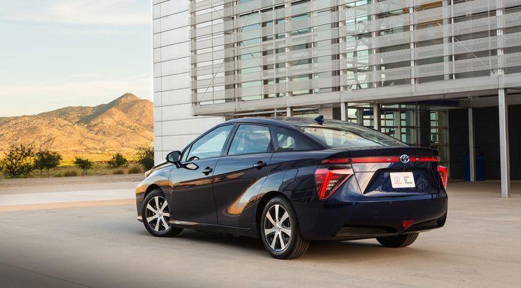 Toyota Mirai: Hohe Nachfrage nach dem Brennstoffzellenauto #Brennstoffzellenauto #Toyota #Mirai #ToyotaMirai