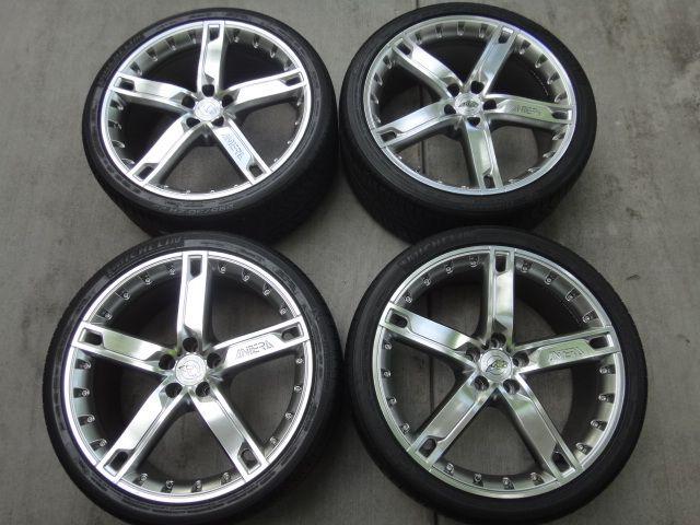 "22"" Antera Custom Rims (Used Wheels, Range Rover Hse)"