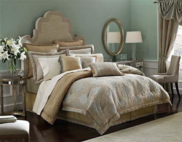 Pin By April Macon On Master Bedroom Pinterest Luxury Bedding Nice And Opals