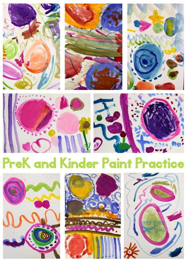 Line Art Ideas Kindergarten