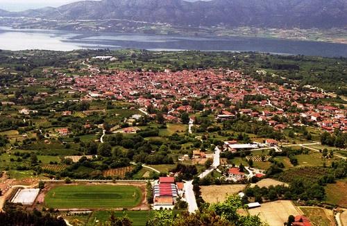 Go see where Patrick's from.... Velvendo, Greece