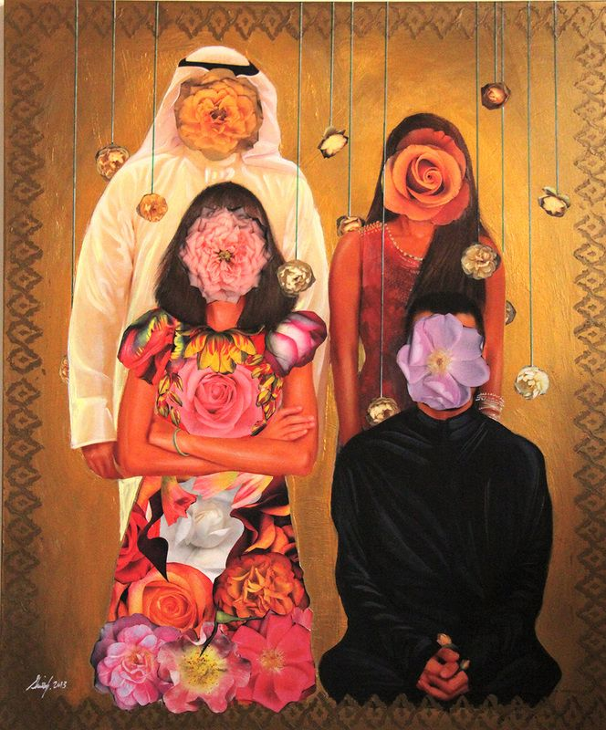 Shurooq Amin Art