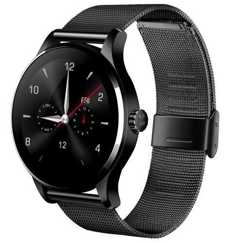 Waterproof Watch Ultra Thin Round Style Smart Watch