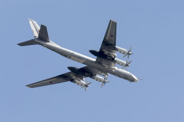Russian bombers flew mission over Korean peninsula