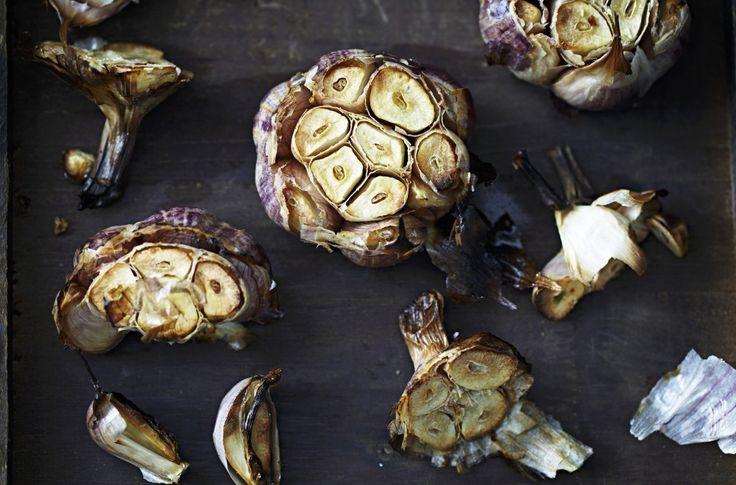 Gi hvitløken et opphold i ovnen, det vil du ikke angre på!