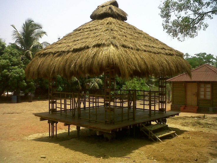 'Greenearth Culture' provides high quality pre-engineered bamboo cottages, villas, gazebos, pavilions, spas, pool bars, railings, fencings, gateways, bistros of tropical styling produced with authentic treated bamboo with a life expectancy of 20 years and authentic treated thatch roofs with a life expectancy of 8 years for resorts, boutique hotels, restaurants and private connoisseurs.