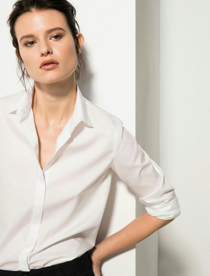 572 best The White Shirt images on Pinterest