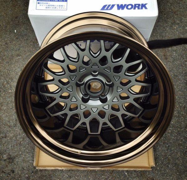 Work Seeker CX wheels - Roadkill Imports