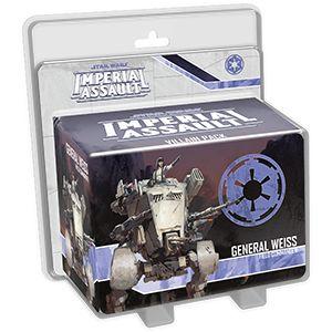General Weiss Villain Pack: Star Wars Imperial Assault