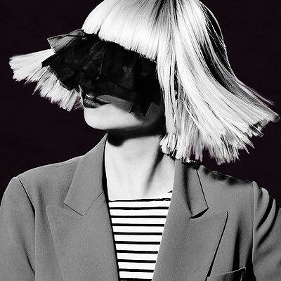SIA. It says it all really. I'm happy to be in the back room, having a nice life. Someone else can take the limelight. That was not meant to rhyme. https://en.wikipedia.org/wiki/Sia_Furler