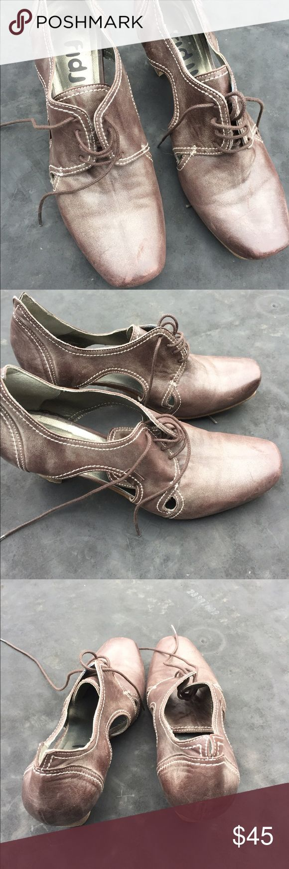 Women Fidji shoes size 40 Worn but in excellent condition very clean almost like new. fidji Shoes
