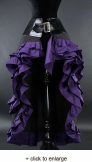 Steampunk Vex Skirt - use this for femme Phantom