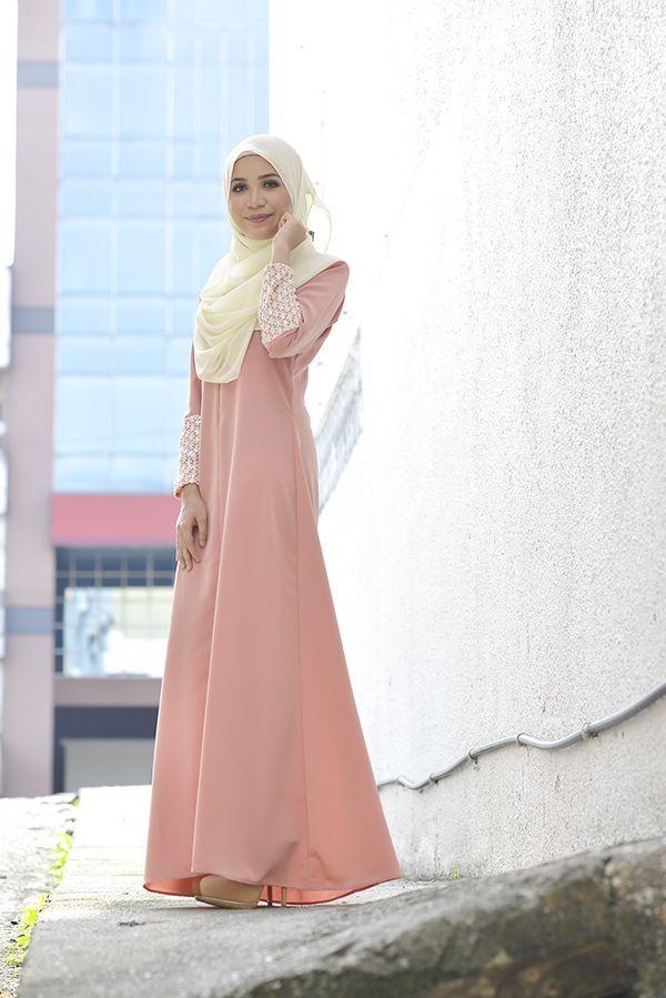 Dot's for Sure Jubah Dress Muslimah – Penjimat Masa Yang Sempurna