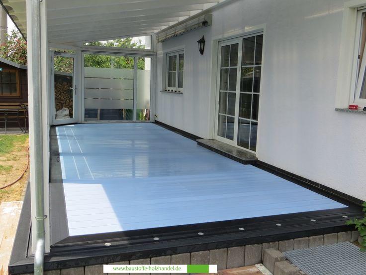 Terrassen Farbe 19 best garten terrassen aus upm profi deck terrassendielen images