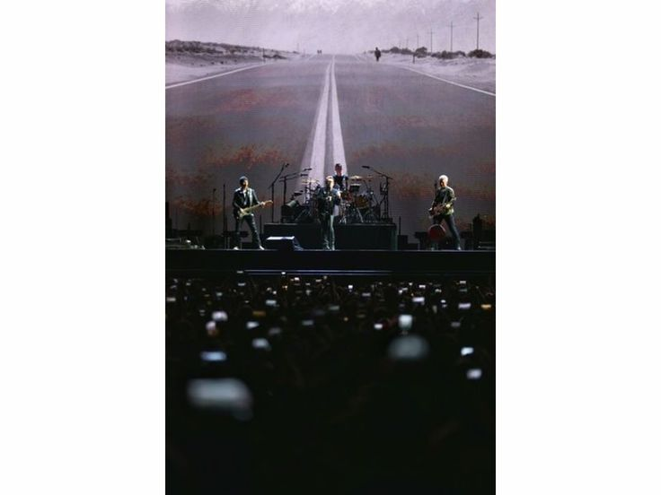 U2 At Gillette Stadium: The Joshua Tree Stands The Test Of Time - Foxborough, MA Patch