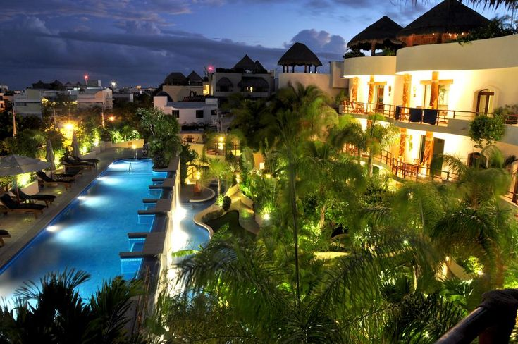 Booking.com: Porto Playa Condo Hotel - Playa del Carmen, México