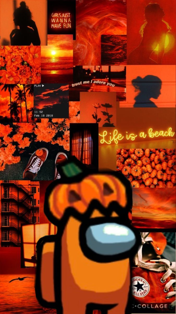 Among Us Iphone Wallpaper Tumblr Aesthetic Iphone Background Wallpaper Pretty Wallpaper Iphone