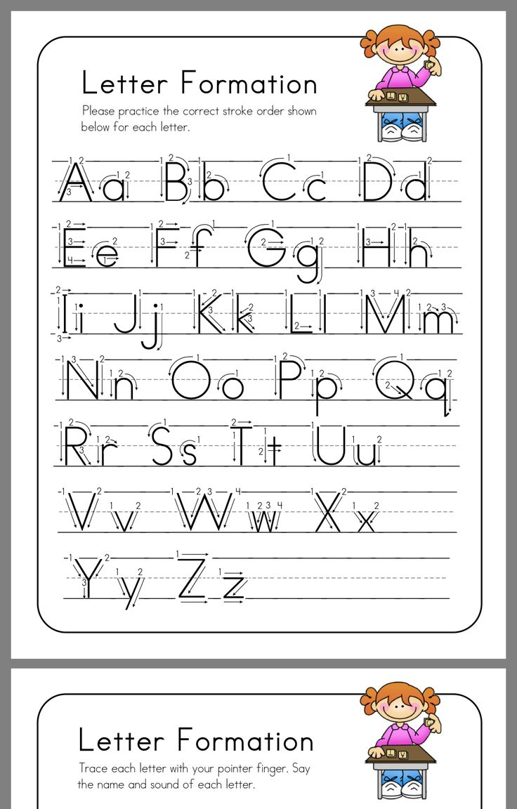 Pin by Victoria Cholette on Education Letter formation
