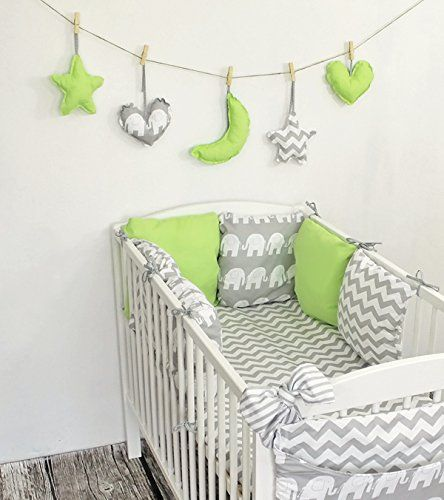 ber ideen zu nestchen auf pinterest baby nestchen bettumrandung und winterfu sack. Black Bedroom Furniture Sets. Home Design Ideas