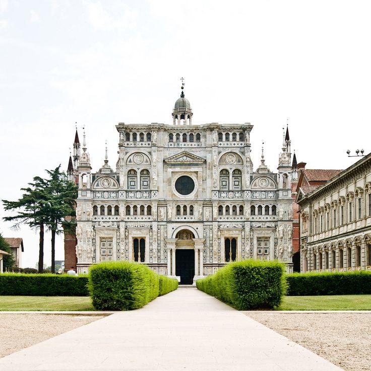 Certosa di Pavia | Italy (by Samuel Ludwig)