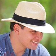 Panamahut Cuenca - Fedora für Herren (Grad 3-4)