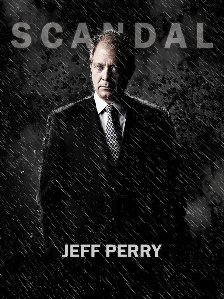 THIS ACTOR. He is literally a gladiator.  ||  Scandal - Jeff Perry as Cyrus Beene