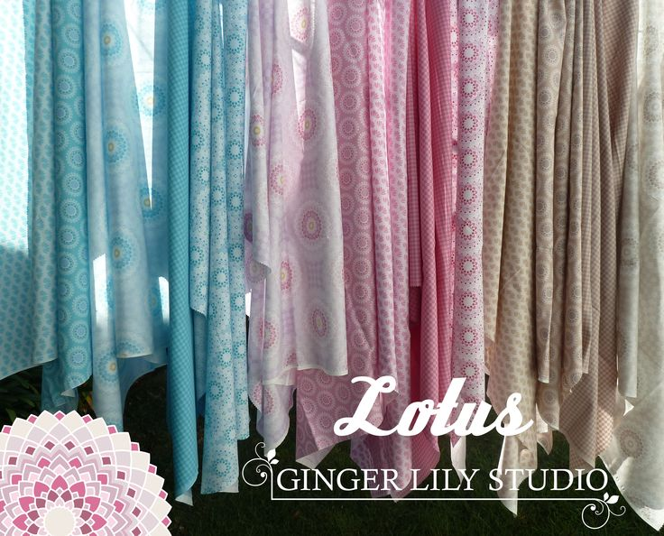 Lotus Collection by Ginger Lily Studio