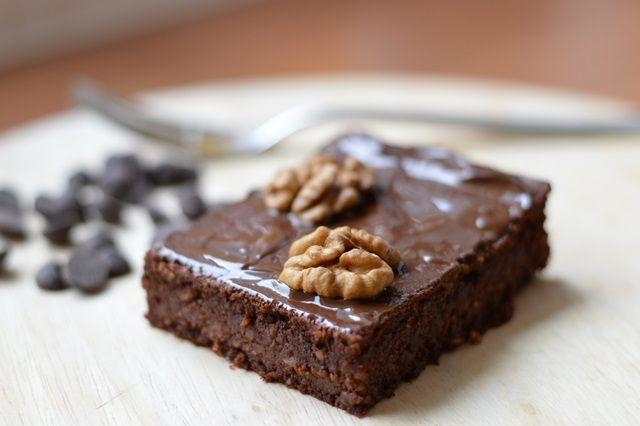 Chocolade Walnoten taart - Receptenruil | Oerkracht - Paleo, Puur & meer