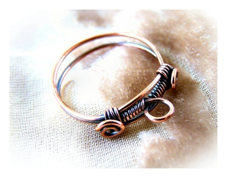 The 301 best Wire Wrapped Bead DIYs images on Pinterest | Wire ...