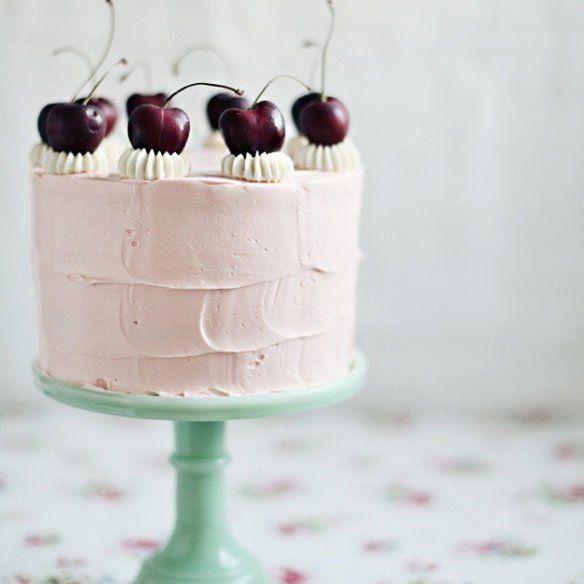 La cerise sur le gâteau // the icing on the cake