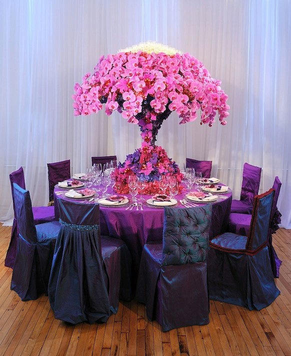 Fabulous Tablescapes | Calligraphy by Jennifer